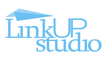 LinkUp_Studio_logo_blue