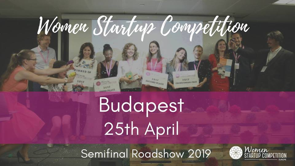 Women Startup Competition Budapest
