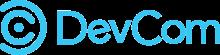 DevCom _Logo (Blue)