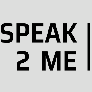 Speak2me logo