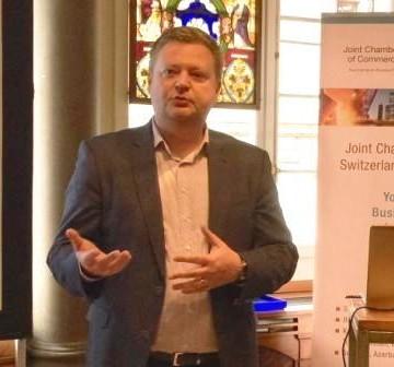 Alexander Radchenko, JCC Board Member and CEO, Radenia AG