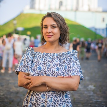 Galyna Paliychuk